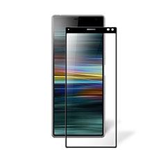 Protector de Pantalla Cristal Templado Integral para Sony Xperia 8 Lite Negro