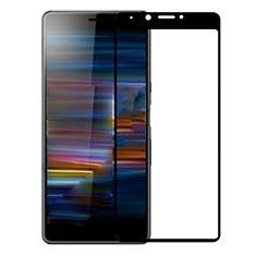 Protector de Pantalla Cristal Templado Integral para Sony Xperia L3 Negro