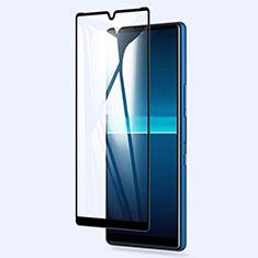 Protector de Pantalla Cristal Templado Integral para Sony Xperia L4 Negro
