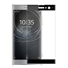 Protector de Pantalla Cristal Templado Integral para Sony Xperia XA2 Plus Negro