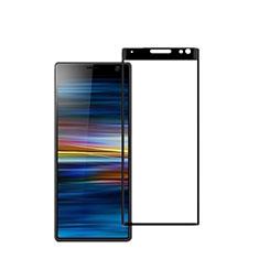 Protector de Pantalla Cristal Templado Integral para Sony Xperia XA3 Negro