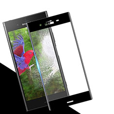 Protector de Pantalla Cristal Templado Integral para Sony Xperia XZ1 Negro