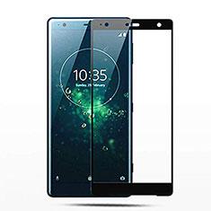 Protector de Pantalla Cristal Templado Integral para Sony Xperia XZ2 Negro