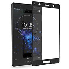 Protector de Pantalla Cristal Templado Integral para Sony Xperia XZ2 Premium Negro