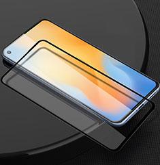 Protector de Pantalla Cristal Templado Integral para Vivo X50 5G Negro