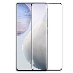 Protector de Pantalla Cristal Templado Integral para Vivo X60 Pro 5G Negro