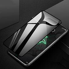 Protector de Pantalla Cristal Templado Integral para Xiaomi Black Shark 3 Pro Negro