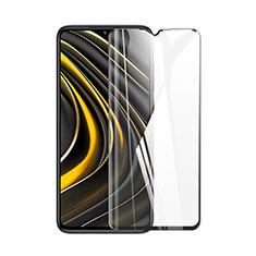 Protector de Pantalla Cristal Templado Integral para Xiaomi Poco M3 Negro