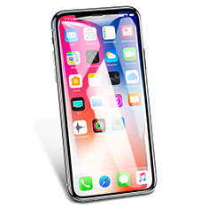 Protector de Pantalla Cristal Templado Integral V02 para Apple iPhone Xs Blanco