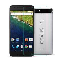 Protector de Pantalla Cristal Templado para Google Nexus 6P Claro