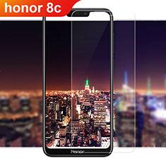 Protector de Pantalla Cristal Templado para Huawei Honor Play 8C Claro