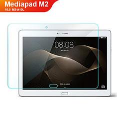 Protector de Pantalla Cristal Templado para Huawei MediaPad M2 10.0 M2-A10L Claro