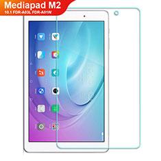 Protector de Pantalla Cristal Templado para Huawei MediaPad M2 10.1 FDR-A03L FDR-A01W Claro