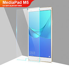 Protector de Pantalla Cristal Templado para Huawei MediaPad M5 8.4 SHT-AL09 SHT-W09 Claro