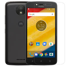 Protector de Pantalla Cristal Templado para Motorola Moto C Plus Claro