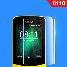 Protector de Pantalla Cristal Templado para Nokia 8110 (2018) Claro