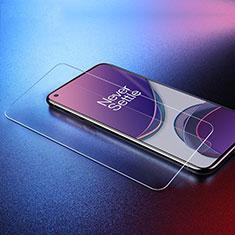 Protector de Pantalla Cristal Templado para OnePlus 8T 5G Claro