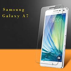 Protector de Pantalla Cristal Templado para Samsung Galaxy A7 Duos SM-A700F A700FD Claro