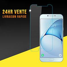 Protector de Pantalla Cristal Templado para Samsung Galaxy A8 (2016) A8100 A810F Claro