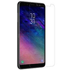 Protector de Pantalla Cristal Templado para Samsung Galaxy A8+ A8 Plus (2018) Duos A730F Claro