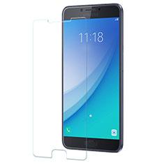 Protector de Pantalla Cristal Templado para Samsung Galaxy C7 Pro C7010 Claro