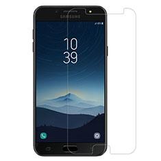 Protector de Pantalla Cristal Templado para Samsung Galaxy C8 C710F Claro
