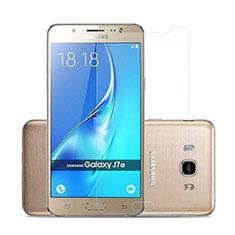 Protector de Pantalla Cristal Templado para Samsung Galaxy J7 (2016) J710F J710FN Claro