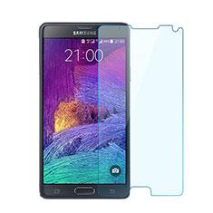 Protector de Pantalla Cristal Templado para Samsung Galaxy Note 4 SM-N910F Claro