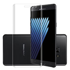 Protector de Pantalla Cristal Templado para Samsung Galaxy Note 7 Claro