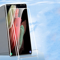 Protector de Pantalla Cristal Templado para Samsung Galaxy S21 Ultra 5G Claro