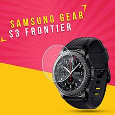 Protector de Pantalla Cristal Templado para Samsung Gear S3 Frontier LTE Claro