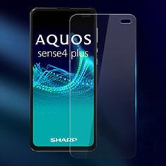 Protector de Pantalla Cristal Templado para Sharp AQUOS Sense4 Plus Claro