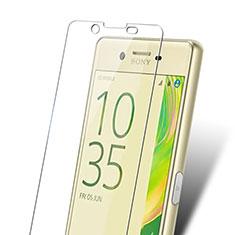 Protector de Pantalla Cristal Templado para Sony Xperia X Performance Dual Claro