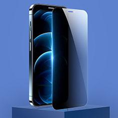 Protector de Pantalla Cristal Templado Privacy para Apple iPhone 12 Pro Max Claro
