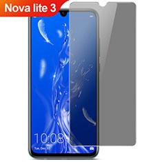 Protector de Pantalla Cristal Templado Privacy para Huawei Nova Lite 3 Claro
