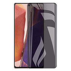 Protector de Pantalla Cristal Templado Privacy para Samsung Galaxy Note 20 5G Claro