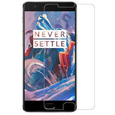 Protector de Pantalla Cristal Templado R02 para OnePlus 3 Claro