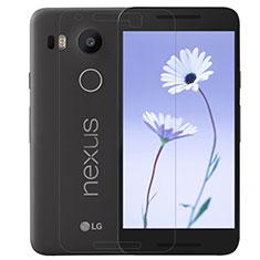 Protector de Pantalla Cristal Templado T01 para Google Nexus 5X Claro