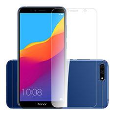 Protector de Pantalla Cristal Templado T01 para Huawei Honor 7A Claro