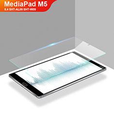 Protector de Pantalla Cristal Templado T01 para Huawei MediaPad M5 8.4 SHT-AL09 SHT-W09 Claro