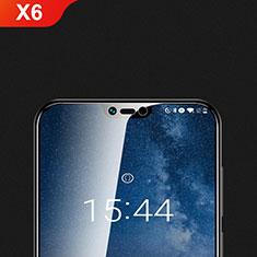 Protector de Pantalla Cristal Templado T01 para Nokia X6 Claro