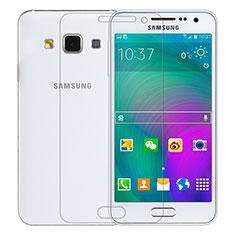 Protector de Pantalla Cristal Templado T01 para Samsung Galaxy A3 Duos SM-A300F Claro