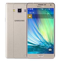Protector de Pantalla Cristal Templado T01 para Samsung Galaxy A7 Duos SM-A700F A700FD Claro