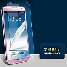 Protector de Pantalla Cristal Templado T01 para Samsung Galaxy Note 2 N7100 N7105 Claro