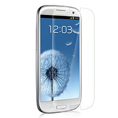 Protector de Pantalla Cristal Templado T01 para Samsung Galaxy S3 III LTE 4G Claro