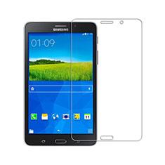 Protector de Pantalla Cristal Templado T01 para Samsung Galaxy Tab 4 7.0 SM-T230 T231 T235 Claro