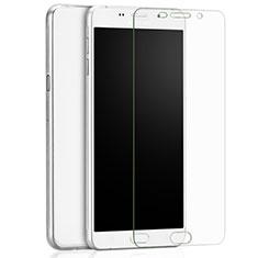 Protector de Pantalla Cristal Templado T02 para Samsung Galaxy A9 Pro (2016) SM-A9100 Claro