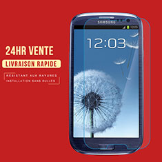 Protector de Pantalla Cristal Templado T02 para Samsung Galaxy S3 i9300 Claro