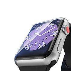 Protector de Pantalla Cristal Templado T03 para Apple iWatch 4 44mm Claro