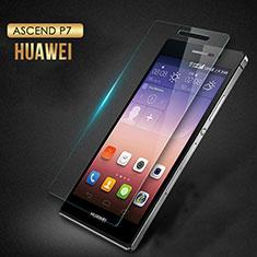 Protector de Pantalla Cristal Templado T03 para Huawei Ascend P7 Claro